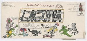 GDTS Envelope