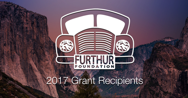 Furthur Foundation 2017 Grantees